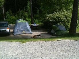 4 Berth Tent & Gazebo