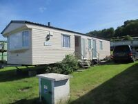 6 BERTH STATIC CARAVAN FOR SALE IN ABERYSTWYTH HOLIDAY VILLAGE
