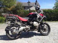 BMW R1200 GS ADVENTURE MU...........Fully specced