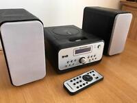 Blaupunkt DAB radio and CD player