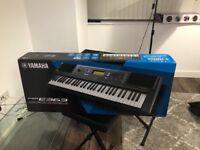 Keyboard Yamaha E363 130£