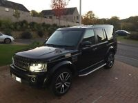 2016 Landrover Discovery Commercial High Spec