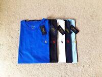Ralph lauren crew neck t-shirt small to xxl