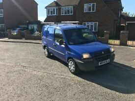 Fiat Doblo JTD /Perfect Condition/low mileage!!!