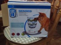 Cat food maze - Senses