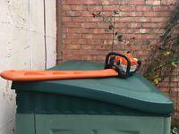 Stihl HS81R petrol hedge trimmer