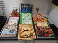 Cook books job lot