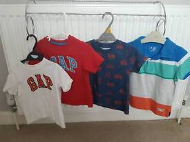 Boys t-shirts 18-24 months x 4