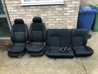 VW MK4 Golf seats