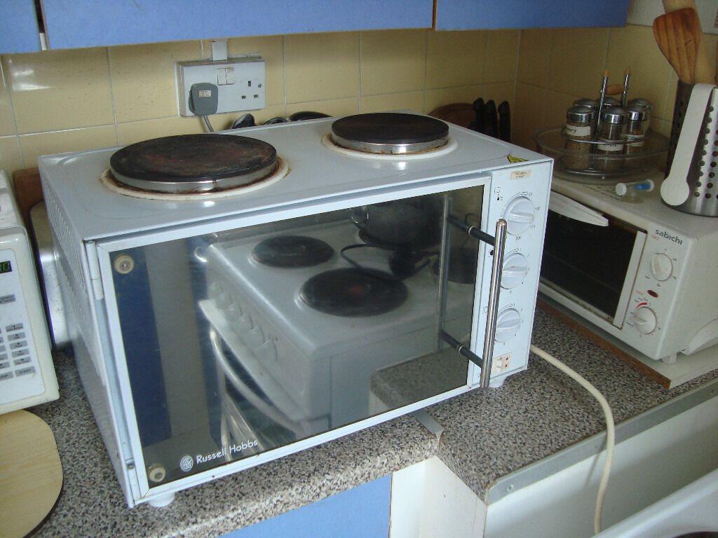 Mini Kitchen Oven ~ Russell hobbs mini kitchen with convection oven