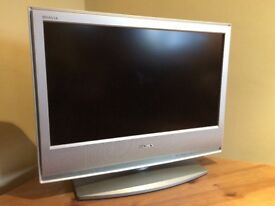 Reduced to £35 Sony Bravia Silver Television 19""