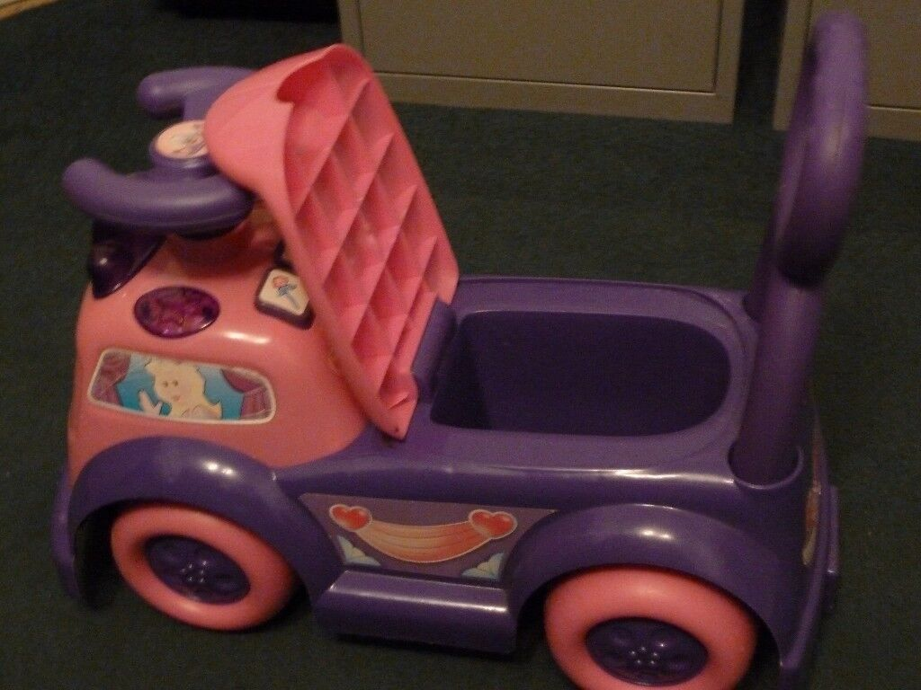 Ride on toddler toy, suit approx. 1 – 3 year old