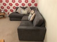 Corner Sofa - Immaculate condition - 2 years old