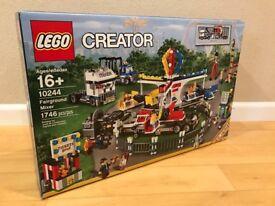 lego fair ground mixer 10244