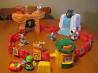 FISHER PRICE LITTLE PEOPLE ZOO ADD ONS