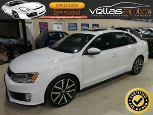 2012 Volkswagen Jetta GLI GLI NAVIGATION| SUNROOF| LEATHER| 1...
