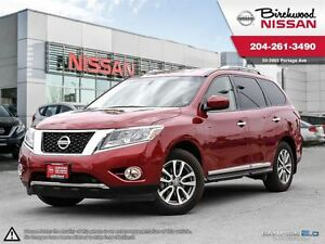 2014 Nissan Pathfinder S Local Trade , 7 Seater
