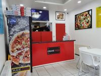 PIZZA TAKEAWAY FOR SALE CRICKLEWOOD BROADWAY LONDON A3/A5