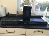 LG NB3530A 300W Soundbar with Wireless Subwoofer