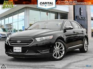 2016 Ford Taurus Limited AWD **Blind Spot Monitor-Nav-Rear Cam**