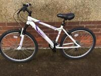 Ladies Apollo Jewel mountain bike