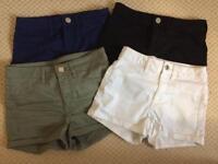 H&M Shorts - Size 6