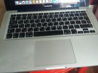 APPLE MACBOOK PRO 2012/13 INTEL CORE I5 2.5GHZ 10GB RAM 500GB HDD WIFI WEBCAM OS X