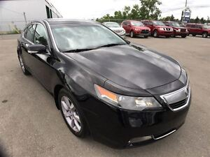 2013 Acura TL TECH PACKAGE/ GPS/ B/U CAM/ LEATHER