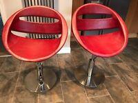 R.E.M. Salon Chairs