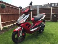 2016 TGB Moped - 3700 miles