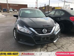 2017 Nissan Altima 2.5 S | CAM | ONE OWNER | HEATED SEATS