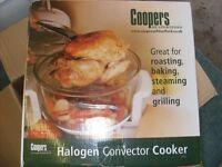 Coopers Halogen Convector Cooker