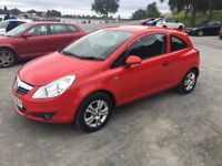 Vauxhall Corsa 1.3 Diesel Ecoflex very low mileage (updated contact number!)