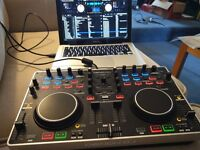 DENON MC2000 DJ CONTROLLER FOR SALE - AS NEW - £120