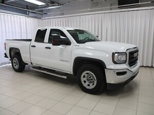2018 GMC Sierra 1500 DOUBLE CAB 4X4 4DR 6PASS