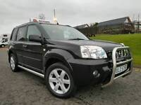 Aug 2007 Nissan X-Trail 2.2 DCI 4x4. Full Leather! Electric Heated Seats! Pan Roof! Great Example