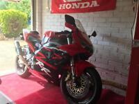 Honda 954 fireblade not cbr 1000 rr , 600rr