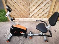 V Fit BK11-RC Magnetic Recumbent Exercise Bike