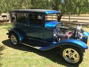 Classic 1930 Ford Hot Rod Collie Collie Area Preview