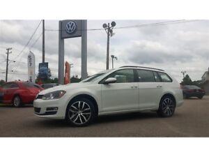 2017 Volkswagen Golf SportWagen 1.8 TSI Comfortline *VENDU*
