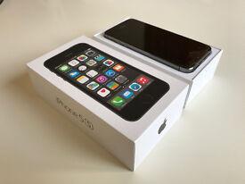New Iphone 5s Space grey- UNLOCKED