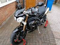 TRIUMPH SPEED TRIPLE 1050. 60 REG (NEW SHAPE)