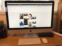 "27"" iMac mid-2011"