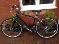 Specialized Globe Work 01 - As good as new - used twice (Hybrid Sports Bike)