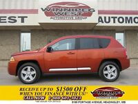 2010 Jeep Compass Sunburst Orange Sport 4x4/North Edition, LOADE