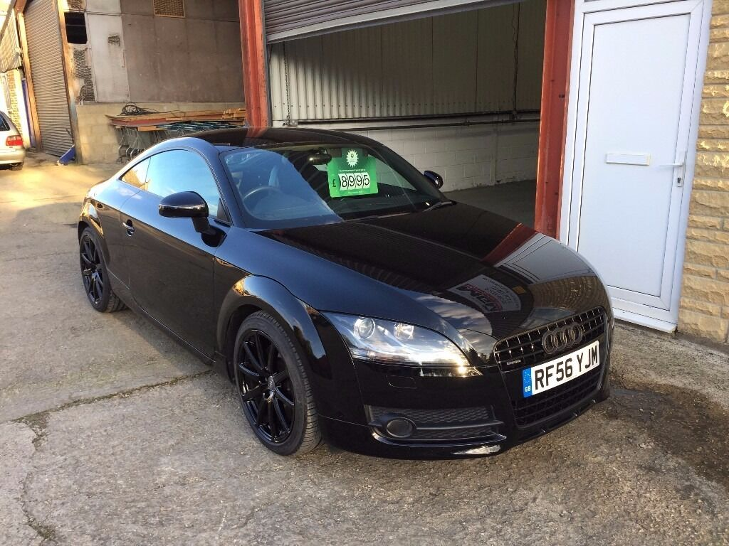 STUNNING MK2 AUDI TT. 3.2 V6 QUATTRO. SUPERCAR LOOKS AND PERFORMANCE,  BARGAIN PRICE