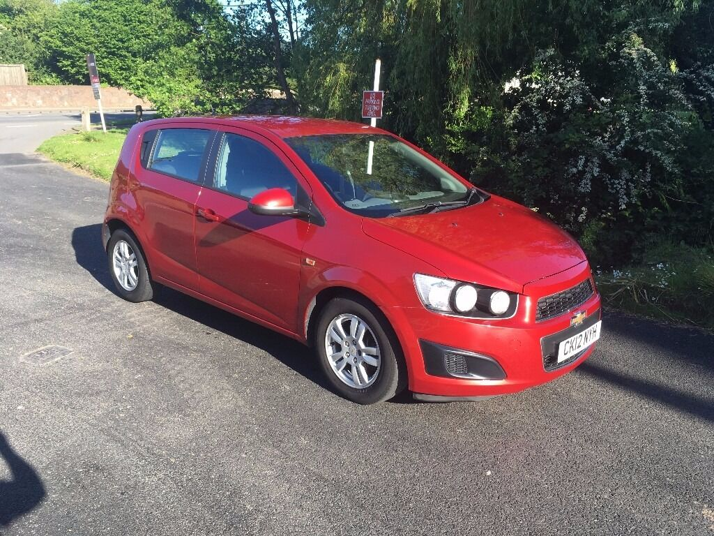 74.3 MPG average - NIL tax - Lovely Chevrolet Aveo 1.3 cdti 5 door ...