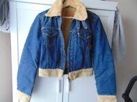 Levi's Original Women's Sherpa Trucker Jacket
