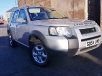 Land Rover Freelander 2.0 TD4 E, Low Mileage along with Full Service History