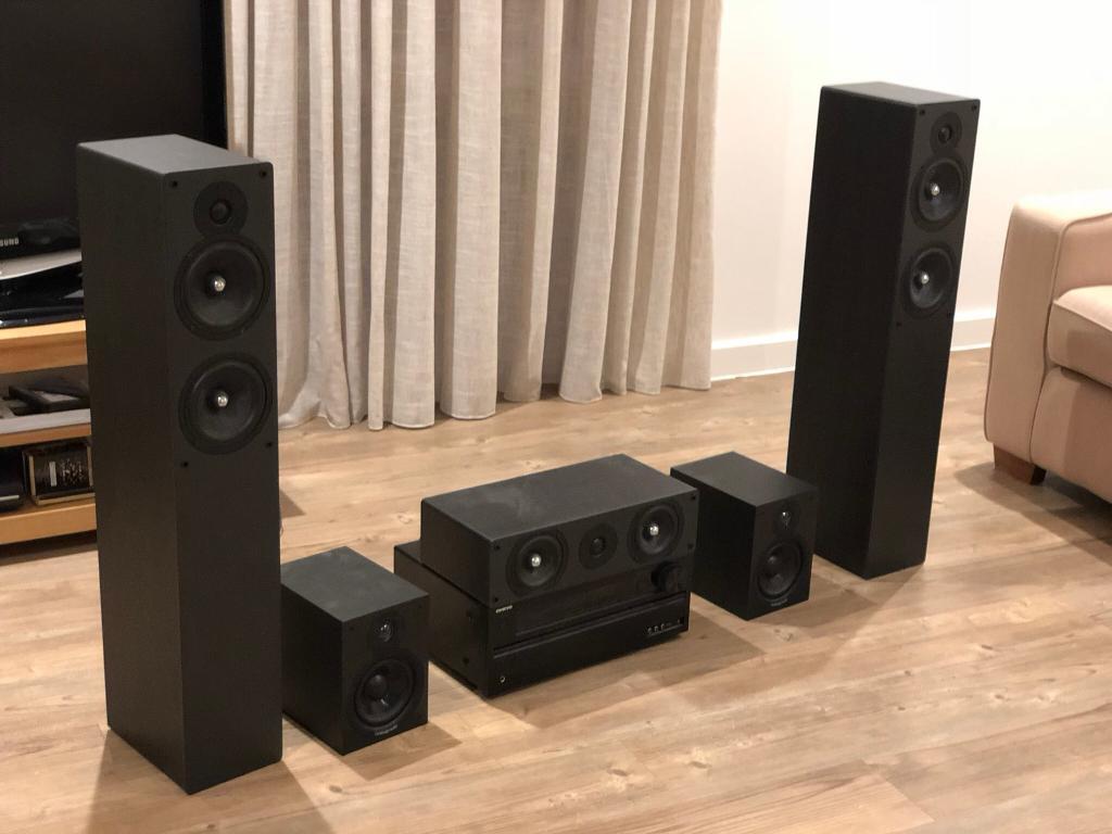 Cambridge Audio Home Cinema Speakers